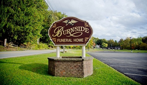 welcome to burnside funeral home